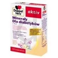 Doppelherz aktiv Minerały dla diabetyków
