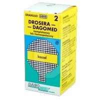 Dagomed 2 Drosera - na kaszel