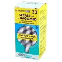 Dagomed 33 Secale - miażdżyca naczyń obwodowych