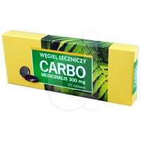 Carbo medicinalis VP ( Carbo medicinalis )