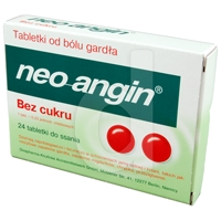 Neo-Angin b/cukru