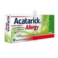 Acatarick Allergy tabl.powl. 0,01g 10tabl.
