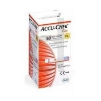 Accu-Chek Go test pask. 50 pask.