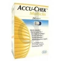 Accu-Chek Multiclix Lancets 24 szt.