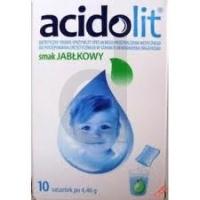 Acidolit sm.jabłkowy pr.dop.rozt.doust. 10