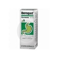 Iberogast plyn doustny 20 ml (but.)