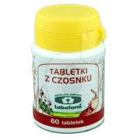 Tabletki z czosnku