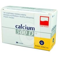 Calcium 500D