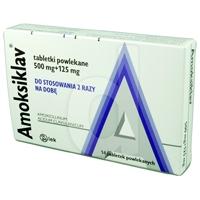 Amoxicillin, Clavulanic acid