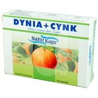 Naturkaps Dynia + Cynk