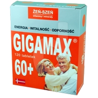 Gigamax 60 +